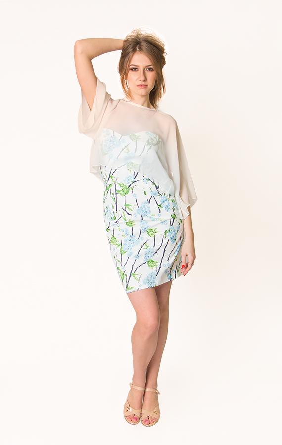 Маленькое белое платье-1