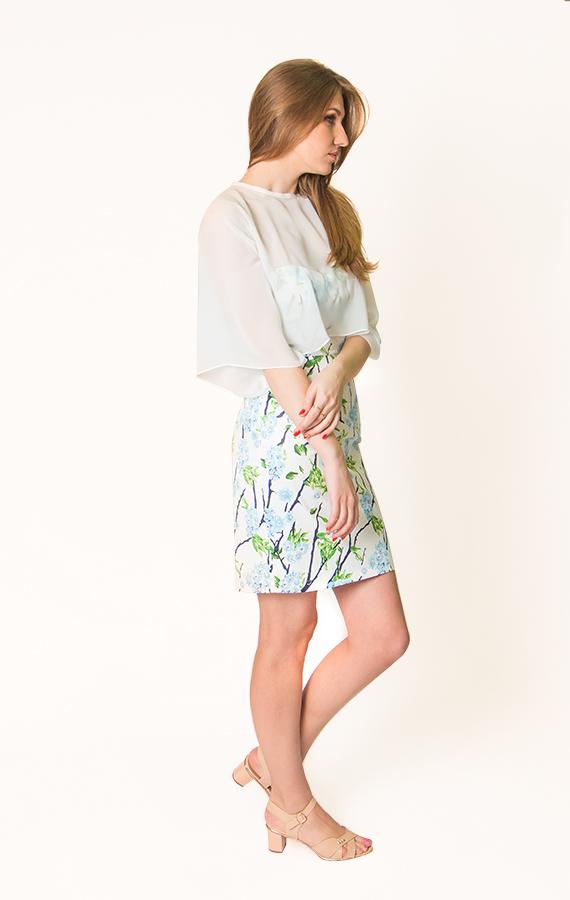 Маленькое белое платье-3